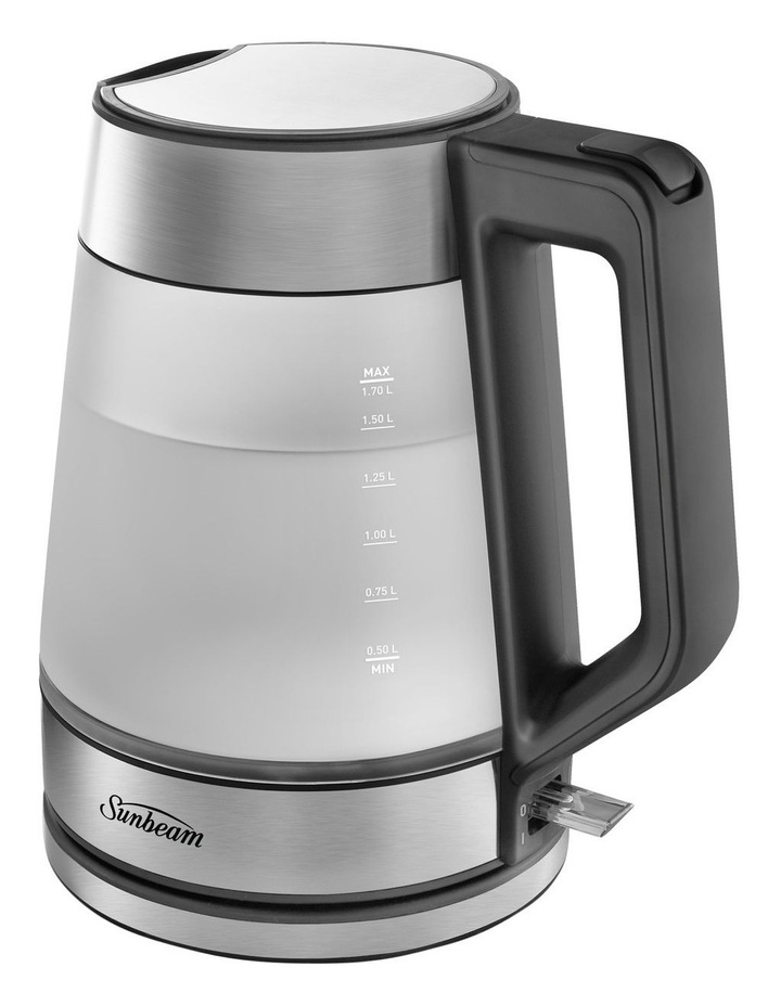Morning Frost Glass Kettle KE6200 image 2
