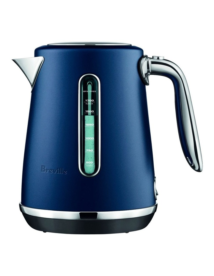 the  Soft Top Luxe Kettle Damson Blue BKE735DBL image 1