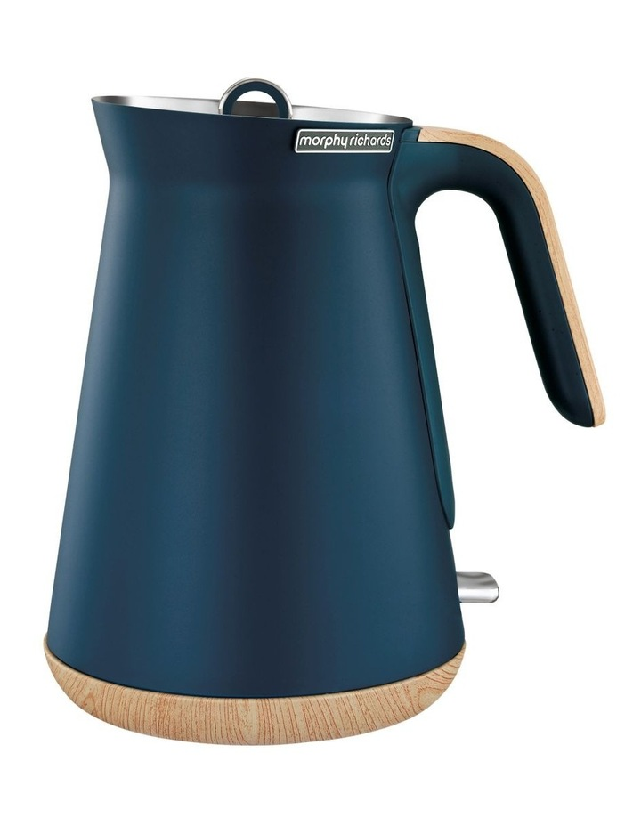 Scandi Kettle Deep Blue 100013 image 1