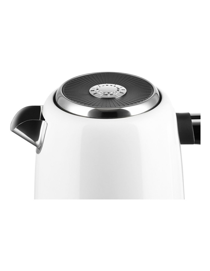 New York Collection Jug Kettle White Silver KE4430WS image 2