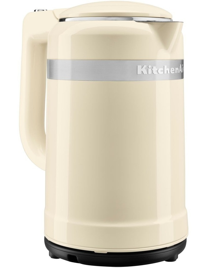 Design Collection Kettle Almond Cream 5KEK1565AAC image 1