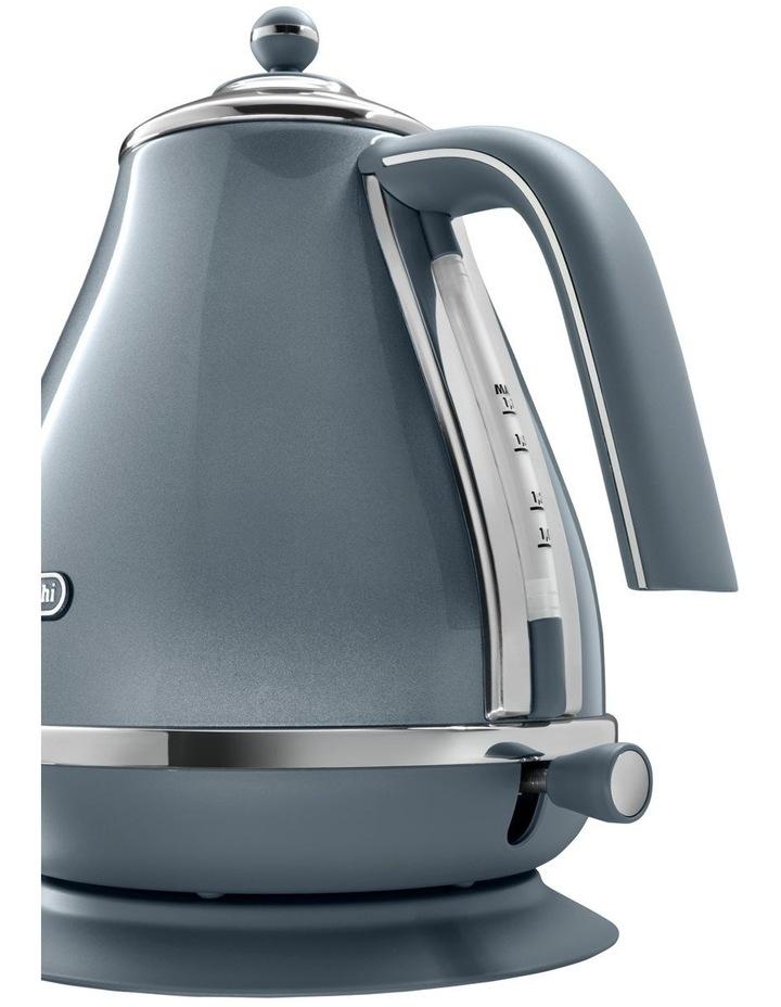 Icona Metallics kettle Cobalt Blue KBOT2001AZ image 2