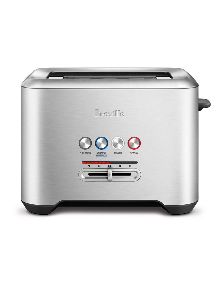 the Lift & Look Pro 2 Slice Toaster Brushed Stainless Steel BTA720BSS image 1