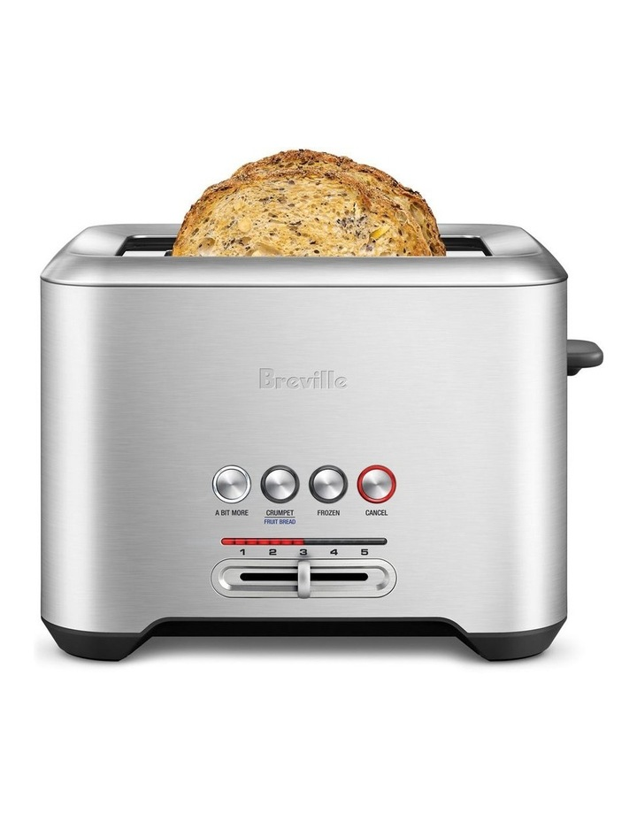 the Lift & Look Pro 2 Slice Toaster Brushed Stainless Steel BTA720BSS image 2
