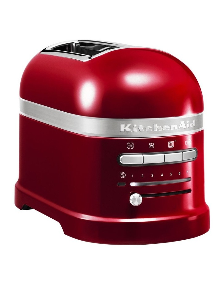 Pro Line Series 2 Slice Automatic Toaster: Candy Apple Red image 1