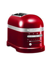 KitchenAid - Pro Line Series 2 Slice Automatic Toaster: Candy Apple Red