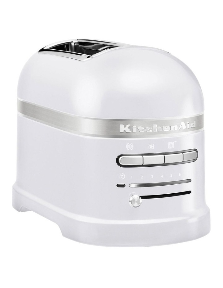 Pro Line Series 2 Slice Automatic Toaster: Frosted Pearl image 1