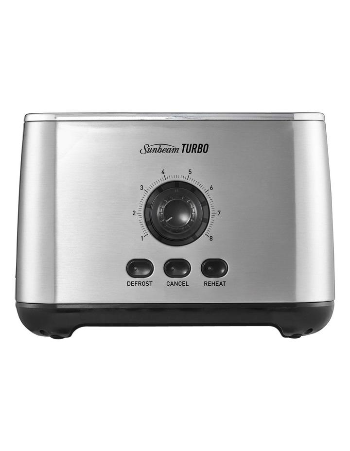 TA7720 Turbo 2 Slice Toaster: Stainless image 1