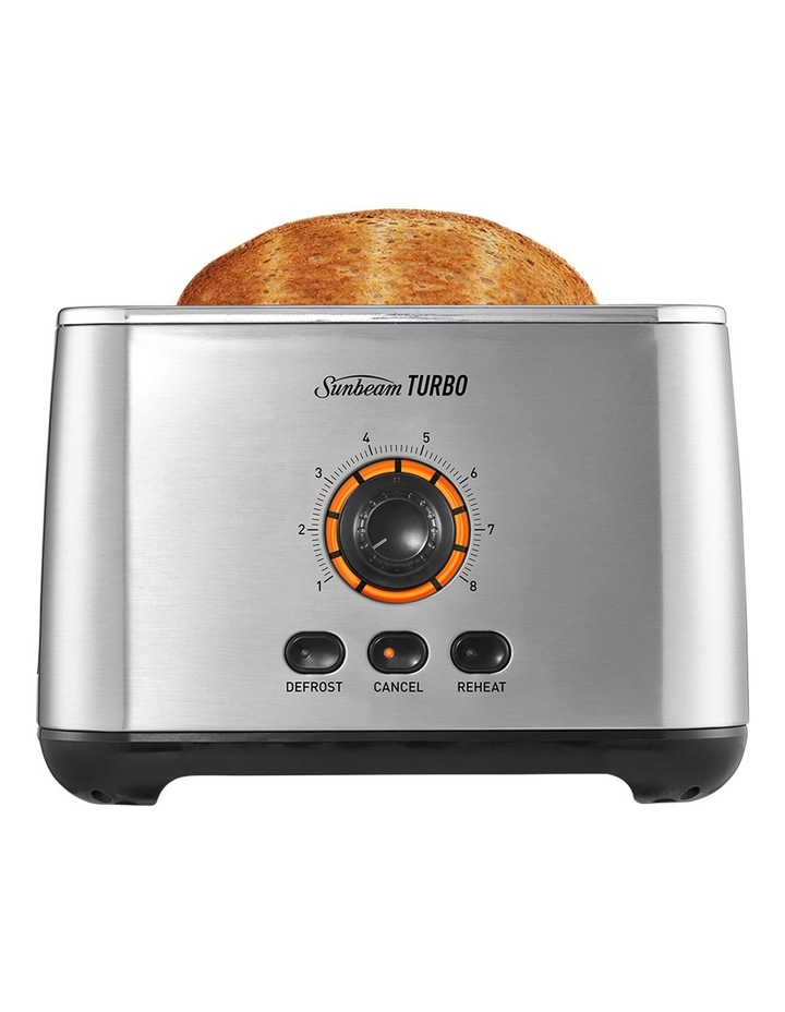 TA7720 Turbo 2 Slice Toaster: Stainless image 2