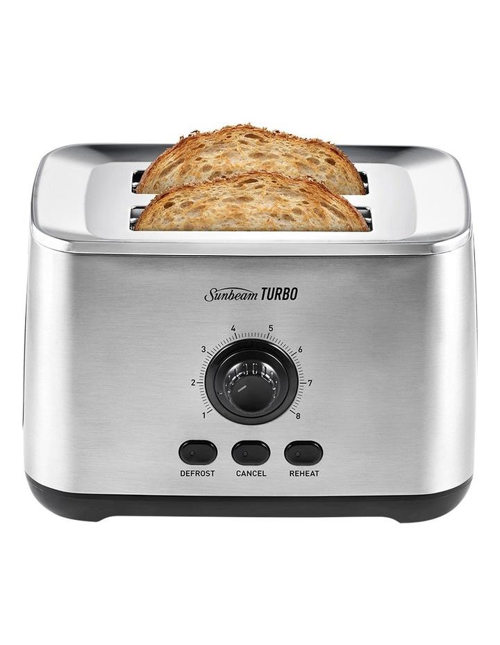 TA7720 Turbo 2 Slice Toaster: Stainless image 4