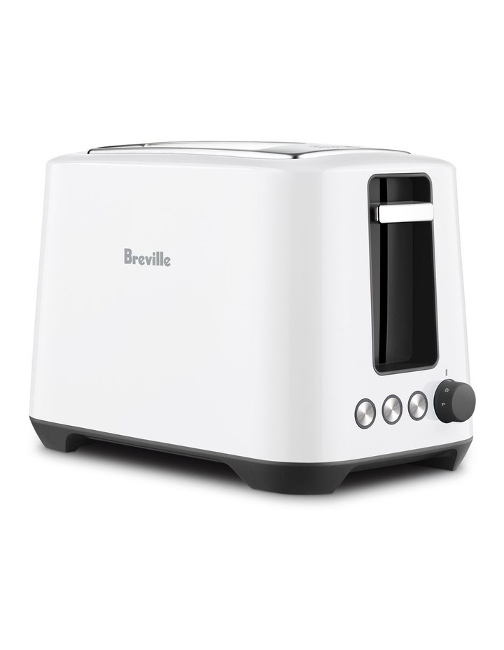 the Lift & Look Plus 2 Slice Toaster White BTA360WHT image 3