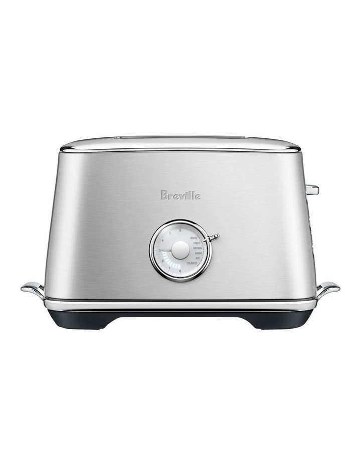 the Toast Select Luxe 2 Slice Toaster Stainless Steel BTA735BSS image 1
