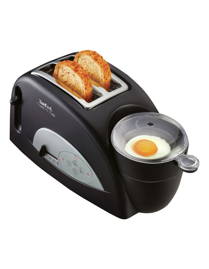 Toast and Egg 2 Slice Toaster & Egg Cooker image 2