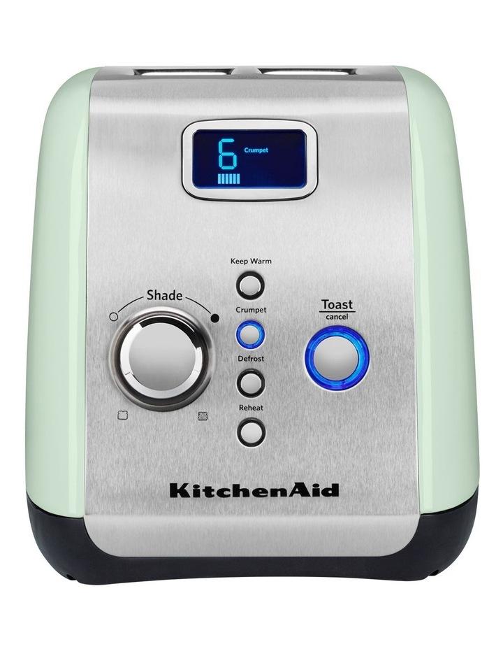 Artisan 2 Slice Toaster: Pistachio 5AKMT223APT image 1