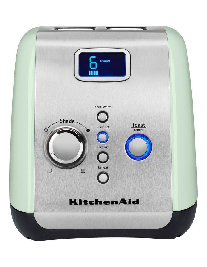 Artisan 2 Slice Toaster: Pistachio 5AKMT223APT image 2