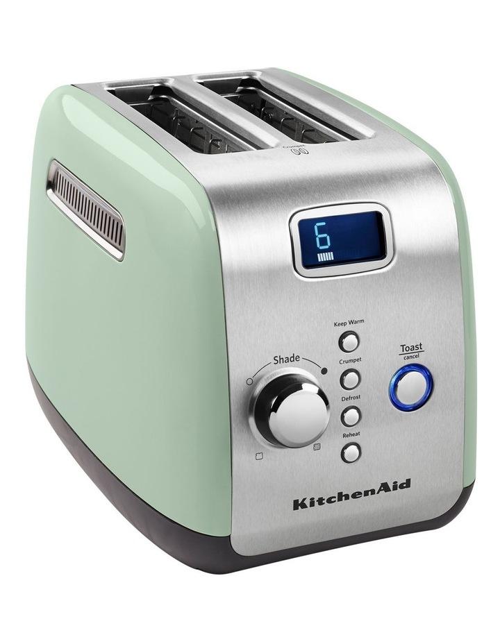Artisan 2 Slice Toaster: Pistachio 5AKMT223APT image 3