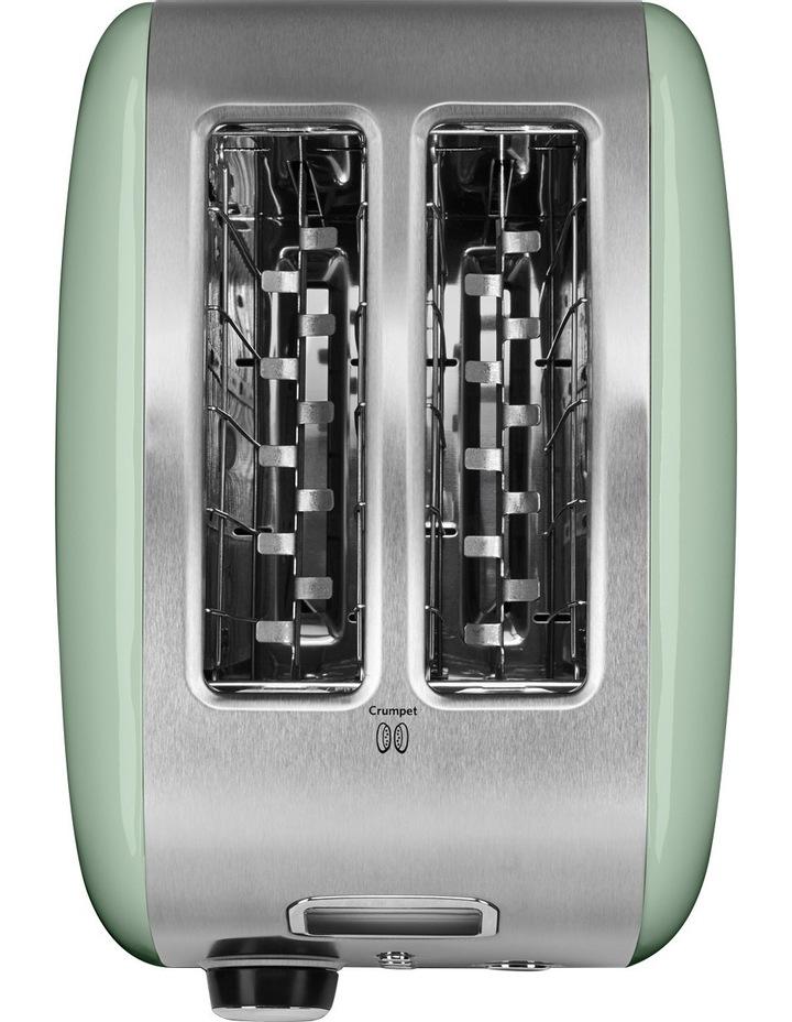 Artisan 2 Slice Toaster: Pistachio 5AKMT223APT image 6
