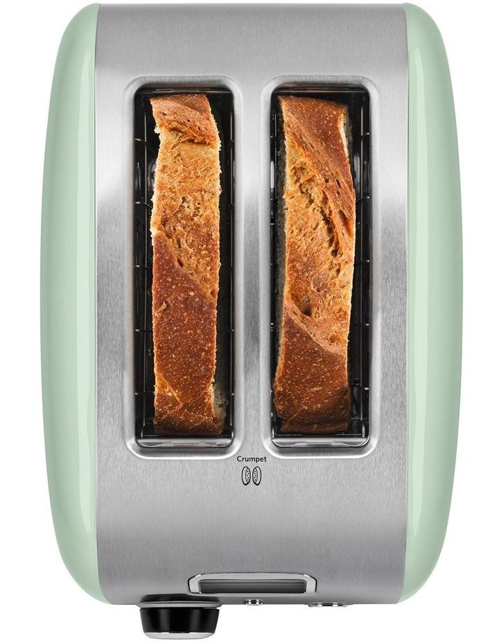 Artisan 2 Slice Toaster: Pistachio 5AKMT223APT image 7