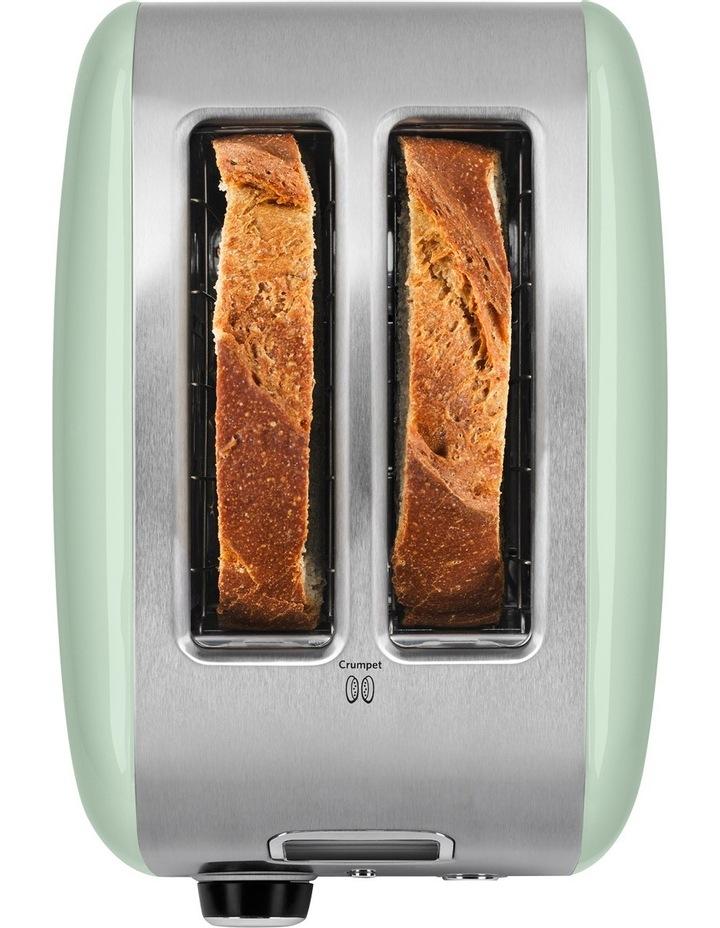 Artisan 2 Slice Toaster: Pistachio 5AKMT223APT image 8
