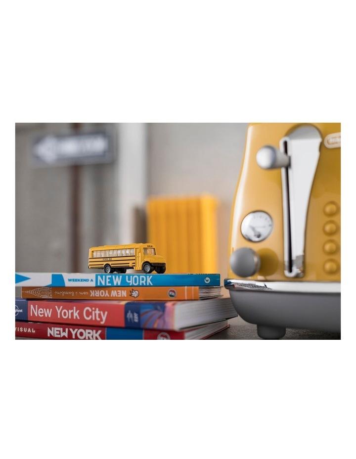Icona Capitals New York 2 Slice Toaster Yellow CTOC2003Y image 6