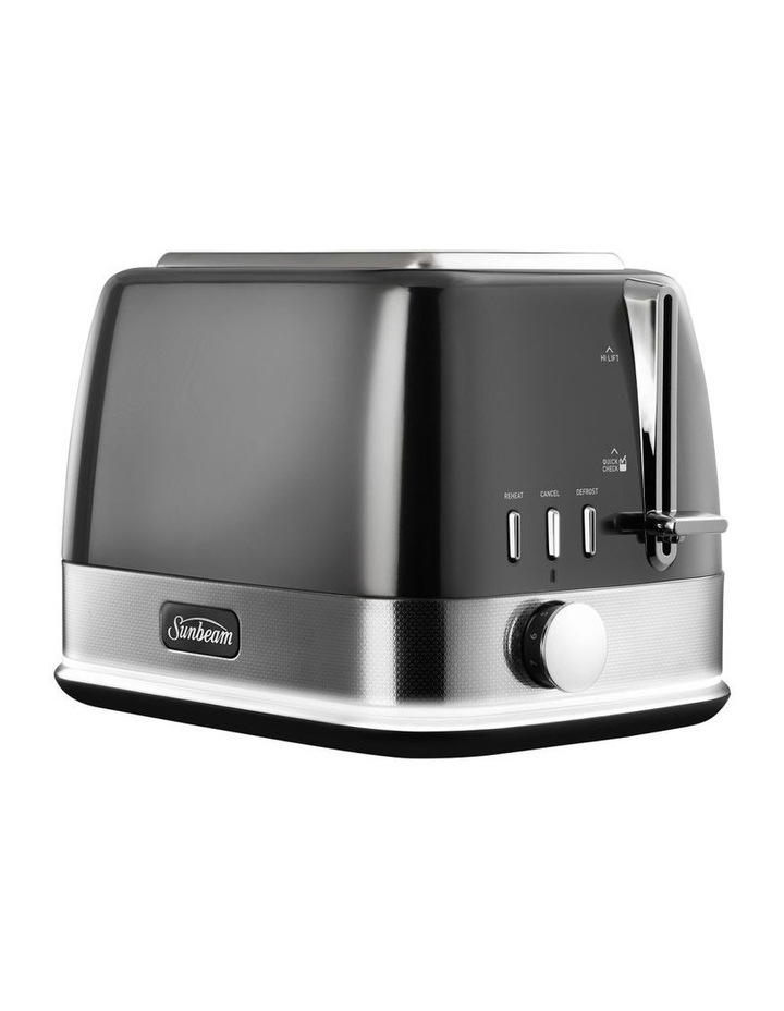 New York Collection 2 Slice Toaster Dark Stainless TA4420GR image 3