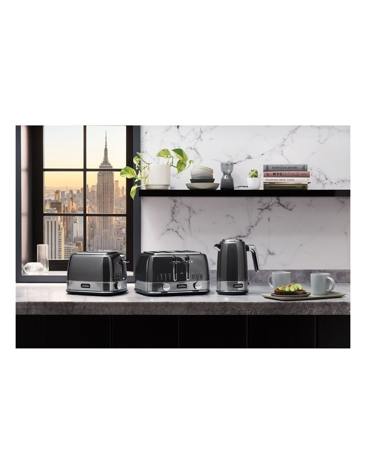 New York Collection 2 Slice Toaster Dark Stainless TA4420GR image 5