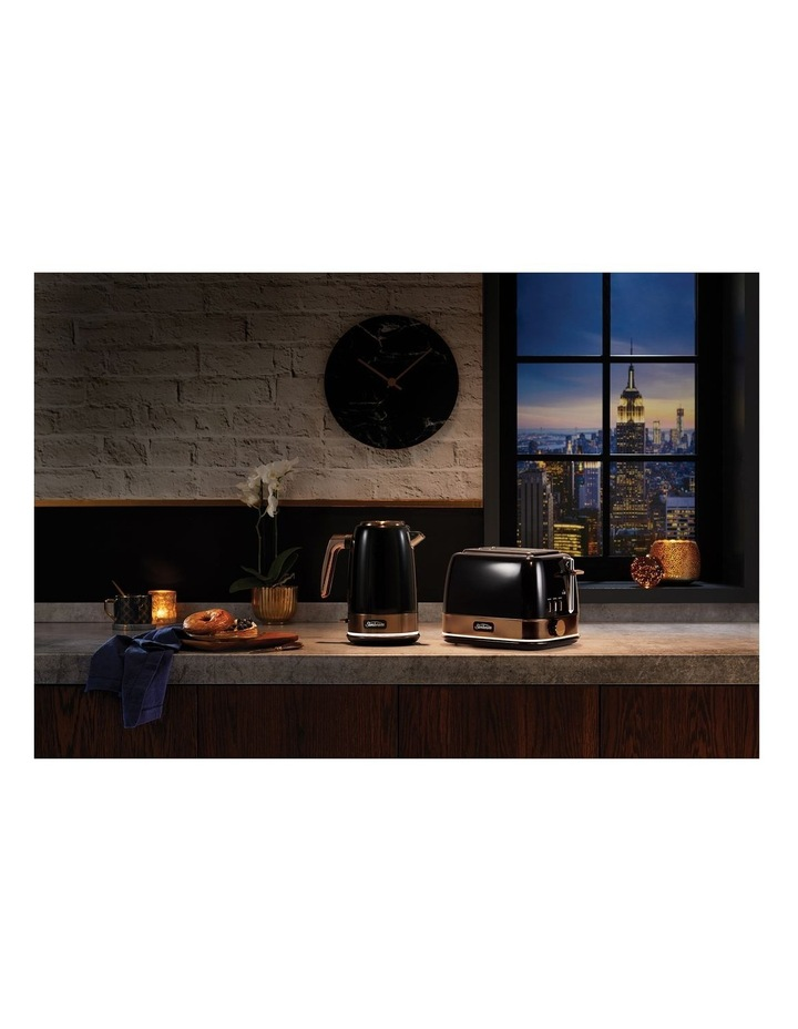 New York Collection 2 Slice Toaster Black Bronze TA4420KB image 6