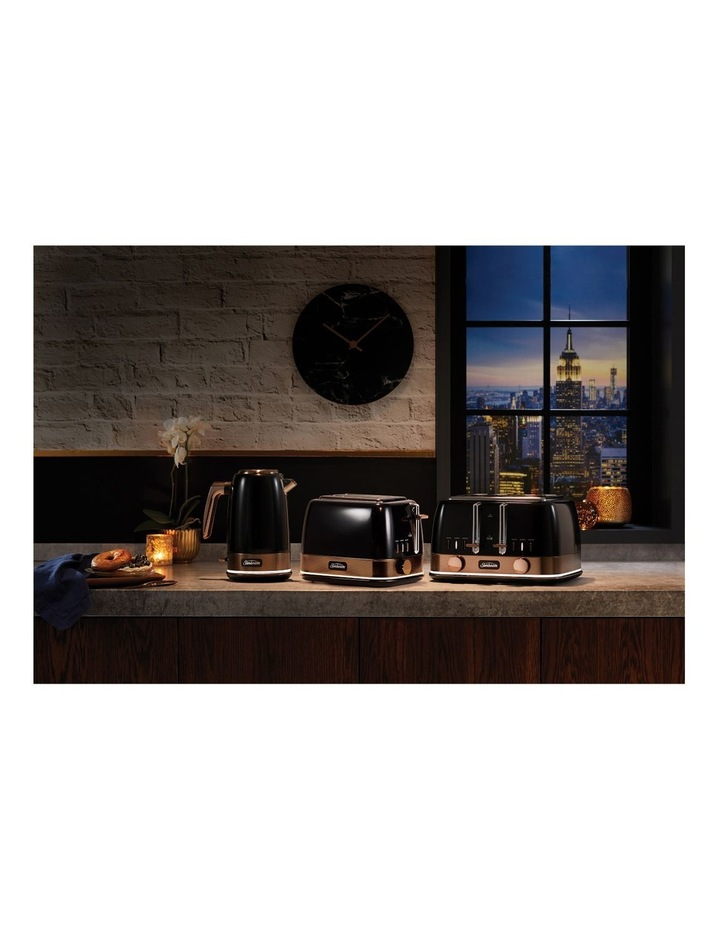 New York Collection 2 Slice Toaster Black Bronze TA4420KB image 7