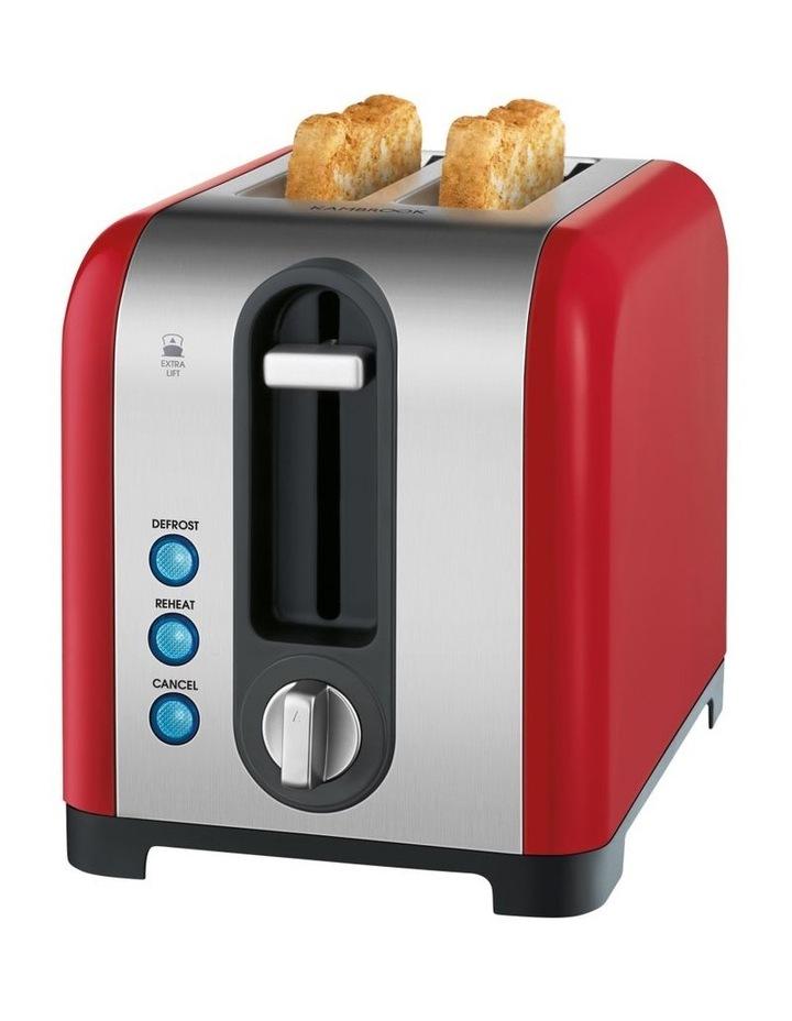 Profile 2 Slice Toaster Red KT260RED image 1