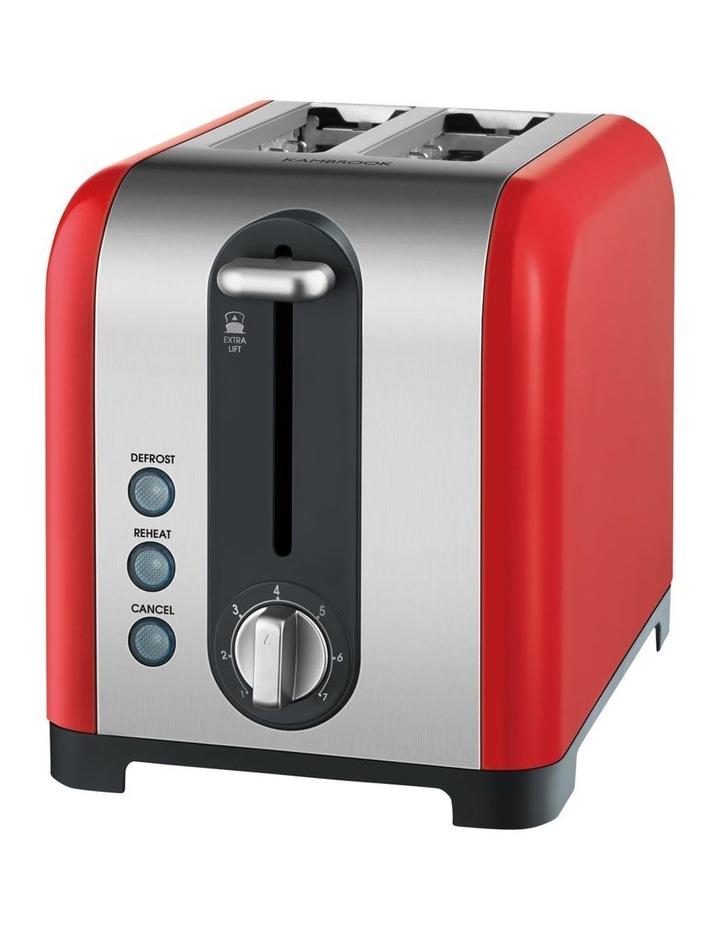 Profile 2 Slice Toaster Red KT260RED image 2