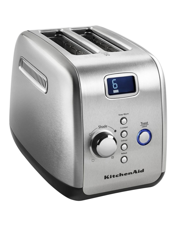Artisan 2 Slice Toaster Stainless Steel 5AKMT223SX image 1