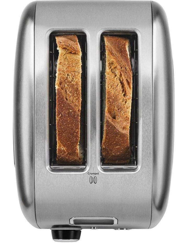 Artisan 2 Slice Toaster Stainless Steel 5AKMT223SX image 2
