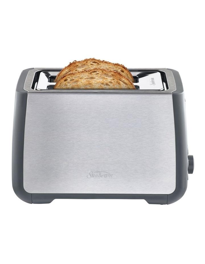 Long Slot 2 Slice Toaster Stainless Steel TA4520 image 2