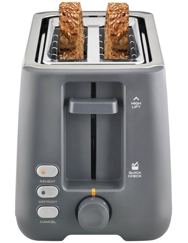 Long Slot 2 Slice Toaster Stainless Steel TA4520 image 3