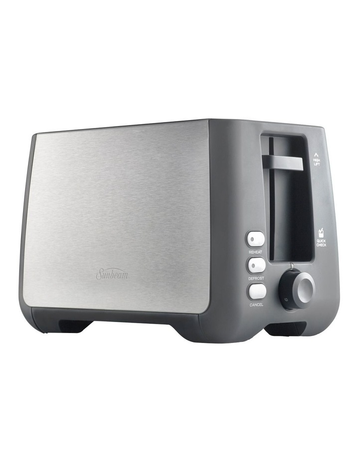 Long Slot 2 Slice Toaster Stainless Steel TA4520 image 4