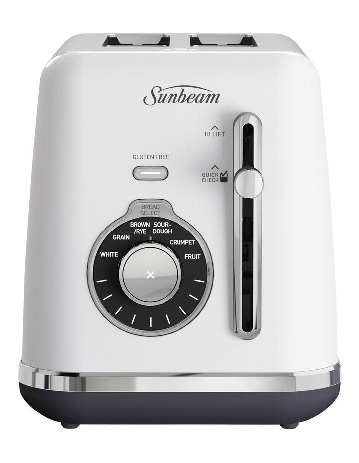 Alinea Select 2 Slice Toaster White TA2820W image 1