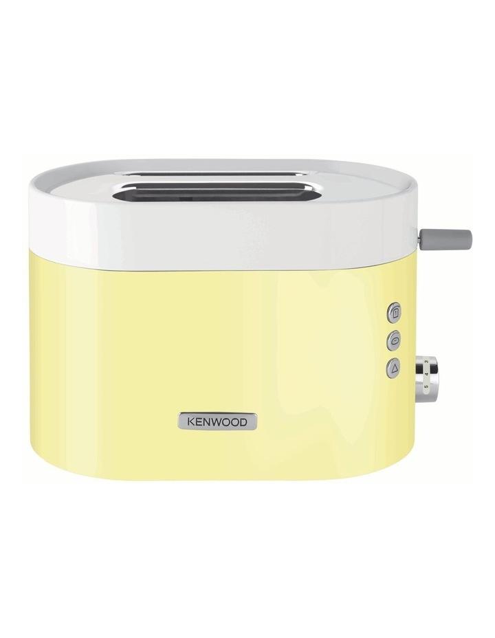 kSense 2 Slice Toaster Yellow TCM400YE image 1