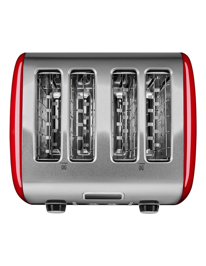 Artisan 4 Slice Toaster Empire Red: KMT423 image 5