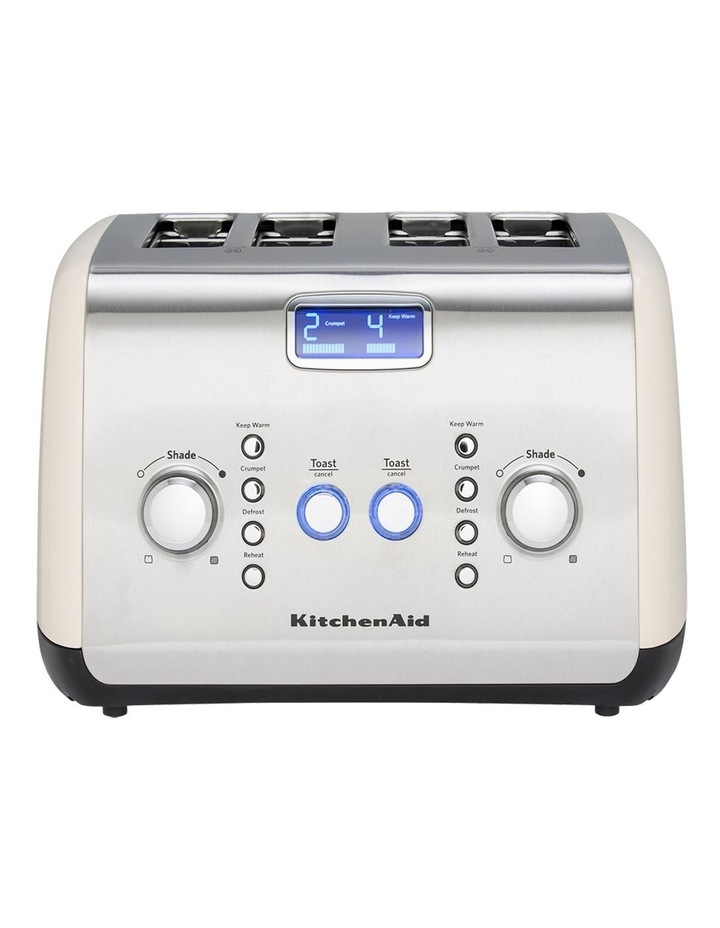Artisan 4 Slice Toaster Almond KMT423 image 1