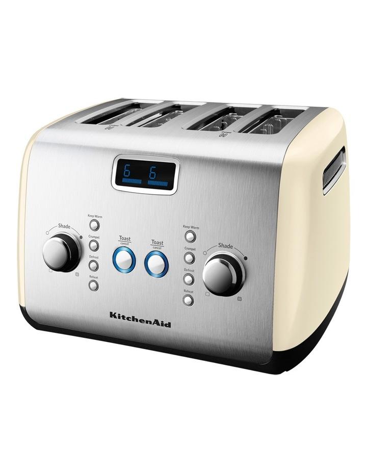 Artisan 4 Slice Toaster Almond KMT423 image 4
