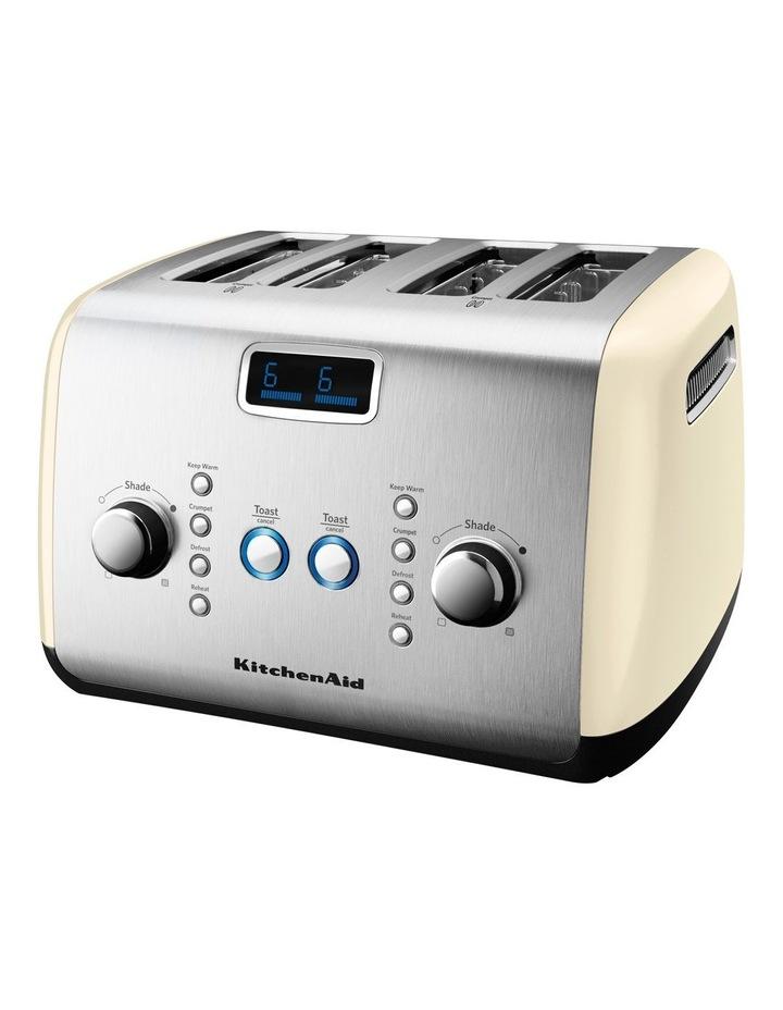 Artisan 4 Slice Toaster Almond KMT423 image 5