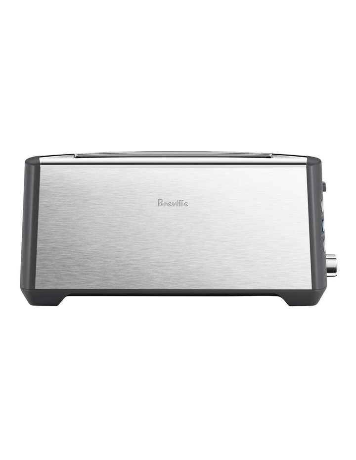 the Bit More Plus 4 Slice Toaster Brushed Stainless Steel BTA440BSS image 1
