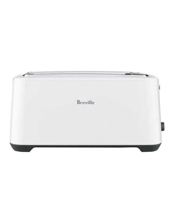 the Lift & Look Plus 4 Slice Toaster White BTA380WHT image 2