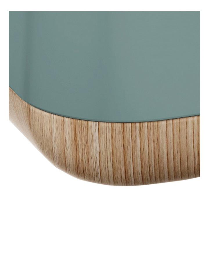 Scandi Aspects Wood 4 Slice Toaster: Teal 240009 image 7