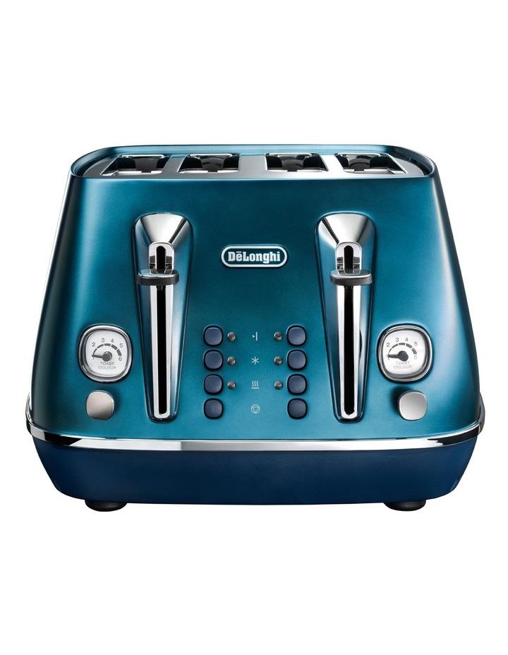 Distinta Flair 4 Slice Toaster - Prestige Blue CTI4003BL image 2
