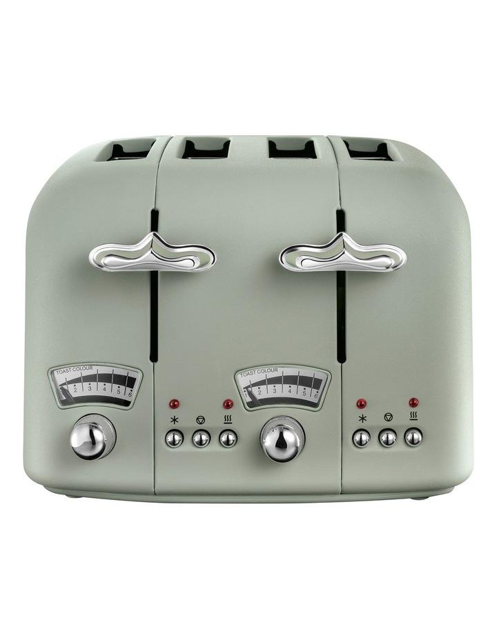 Argento 4 Slice Toaster Green CT04GR image 2