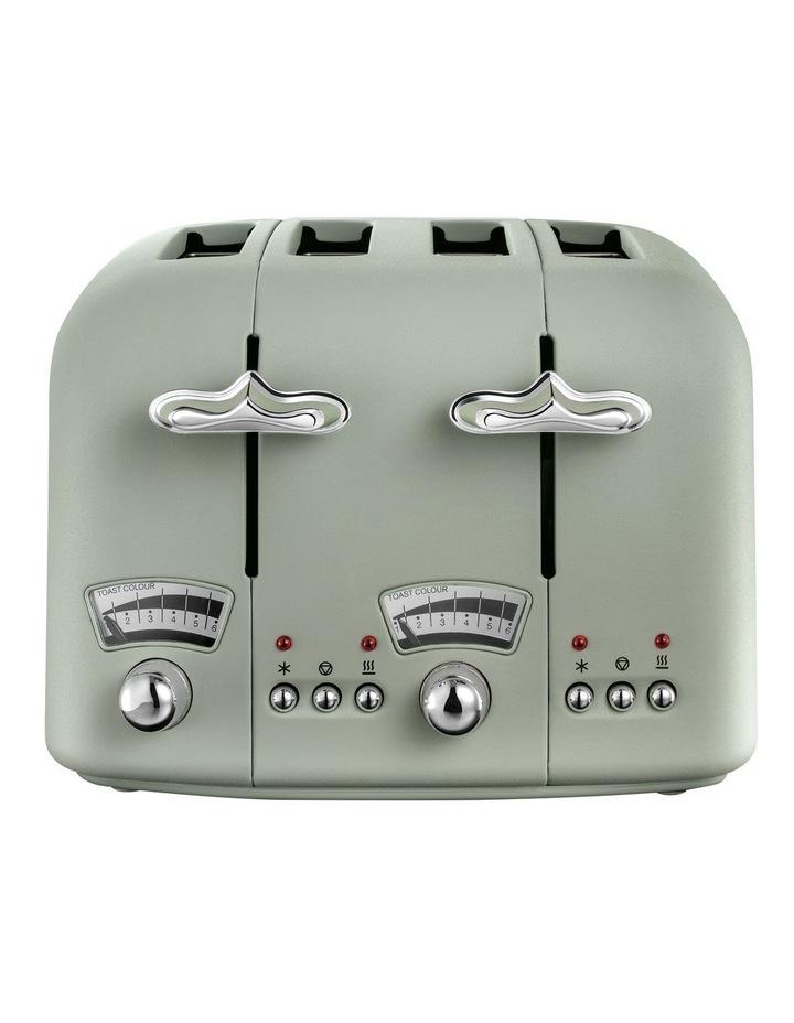Argento 4 Slice Toaster Green CT04GR image 1