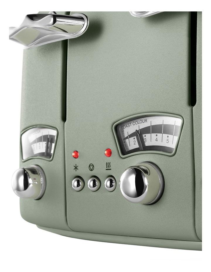 Argento 4 Slice Toaster Green CT04GR image 8