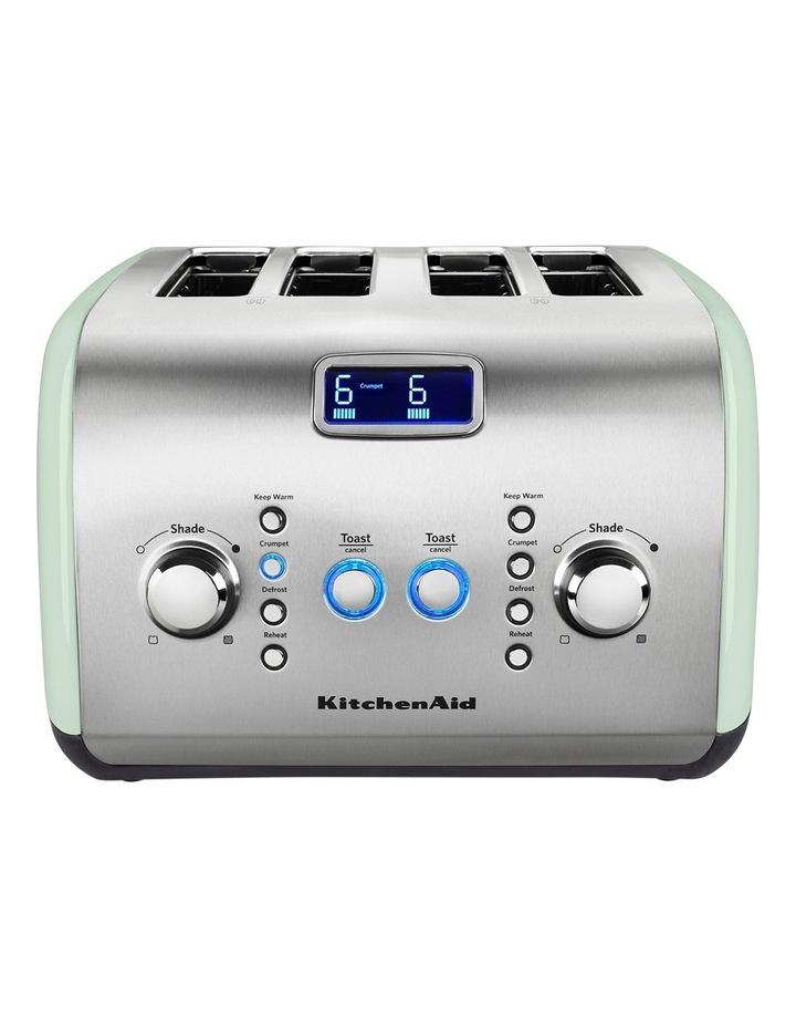 Artisan 4 Slice Toaster: Pistachio: 5AKMT423APT image 2