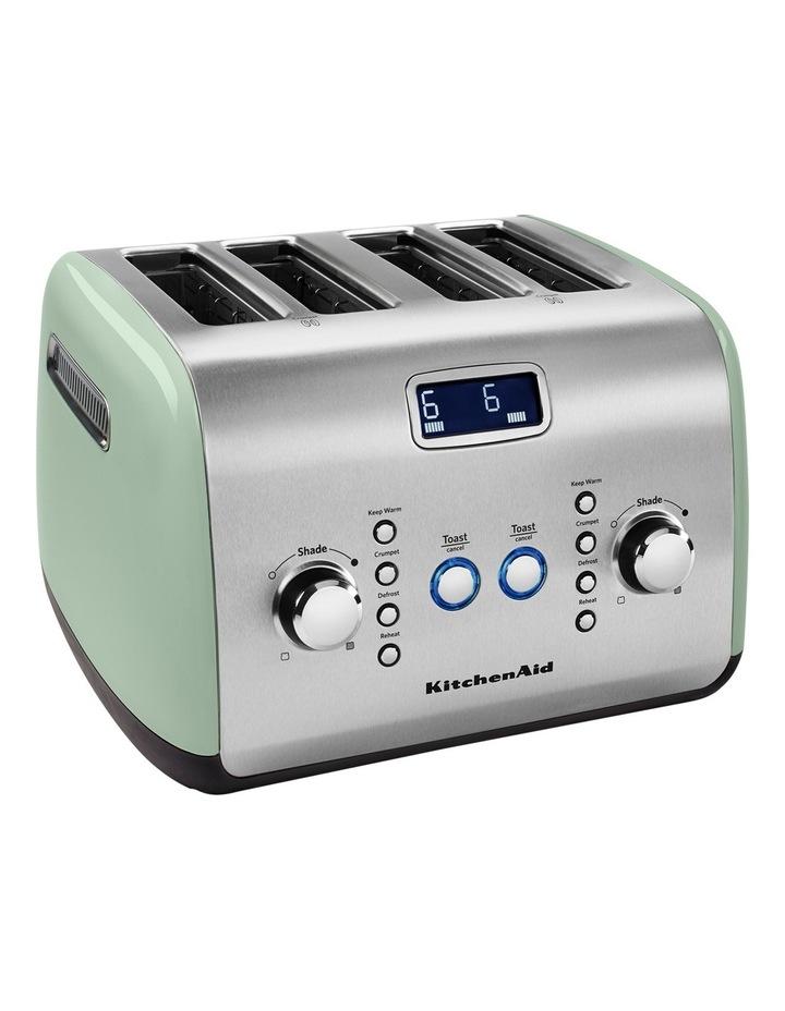 Artisan 4 Slice Toaster: Pistachio: 5AKMT423APT image 3